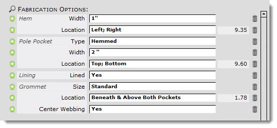 Fabrication Options 2