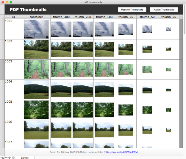 pdf thumbnails demo