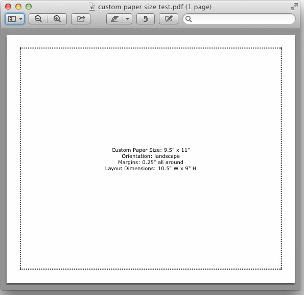 custom-paper-size